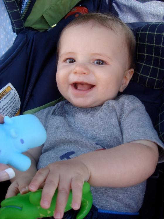 Cutie Pie Liam!