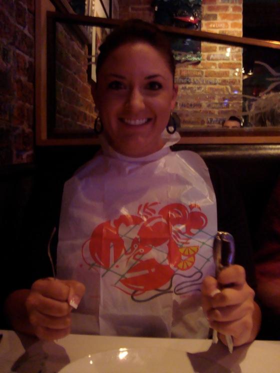 Lobster Bib!