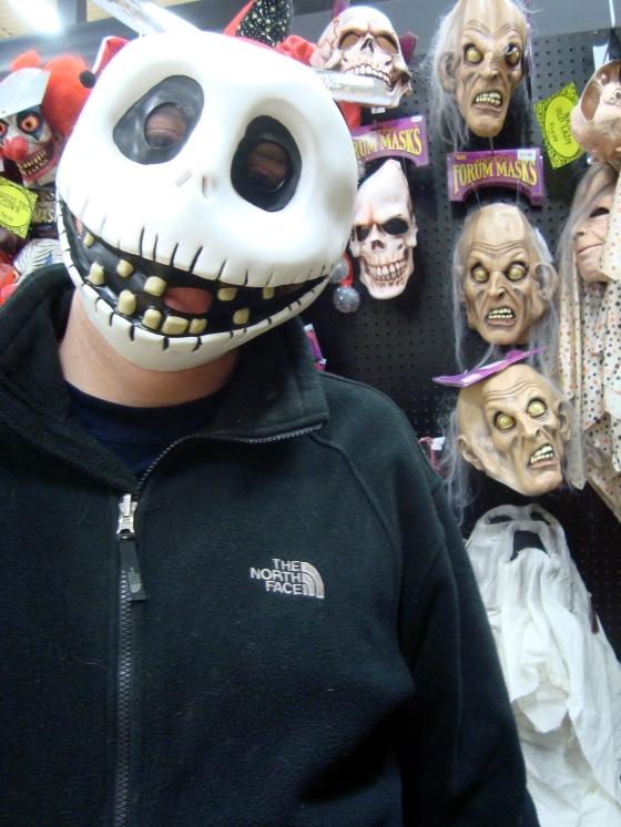 My little Jack Skeleton