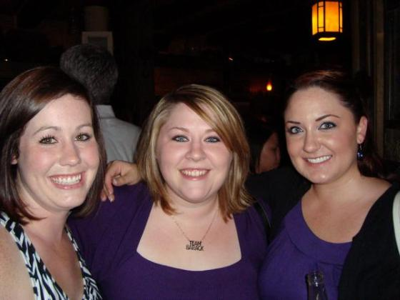 Ashandra, Me and Pro on my 23rd birthday last year