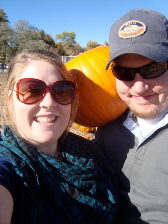 Thats our pumpkin!