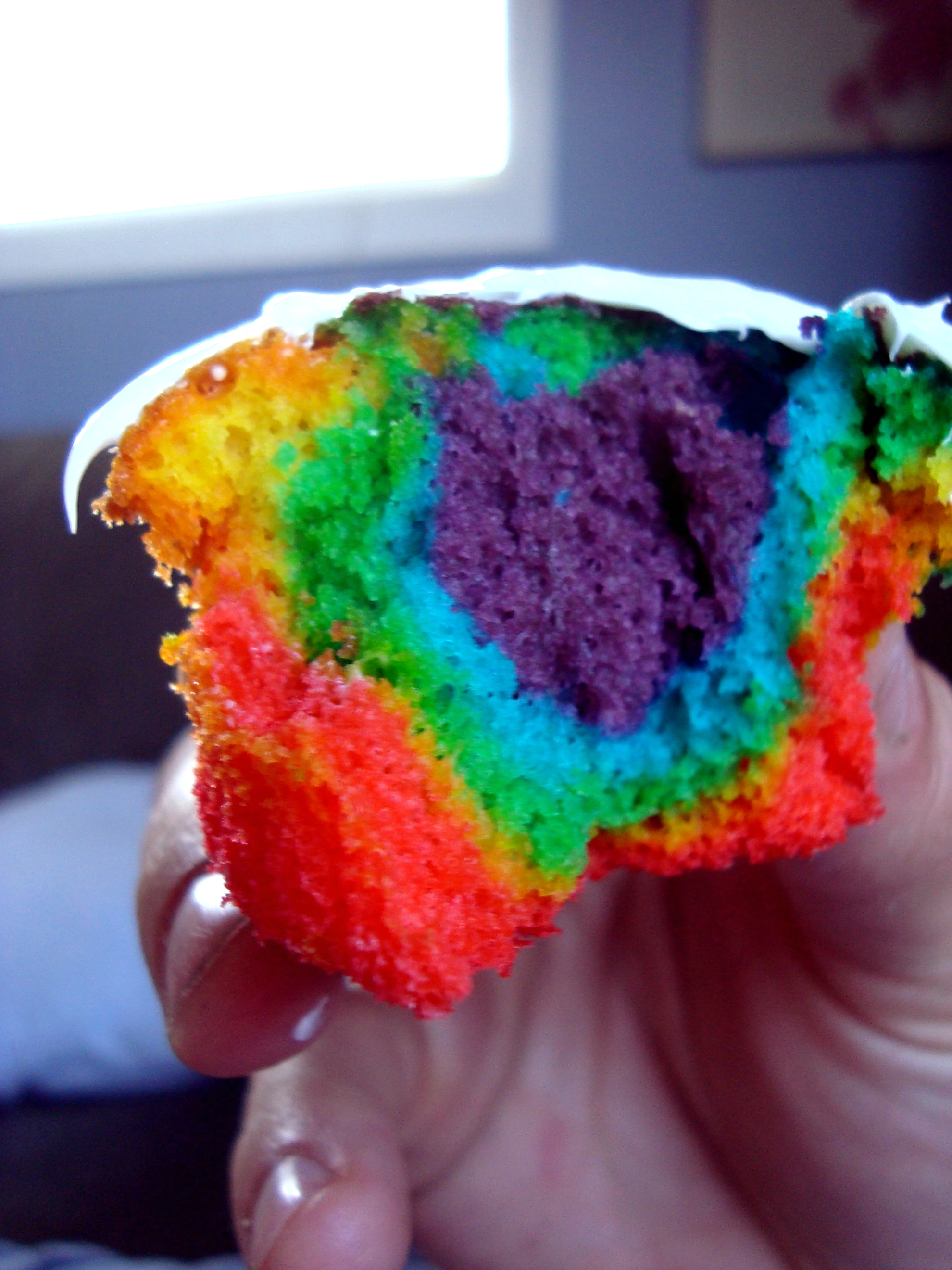 tie dye cupcakes the family chapters