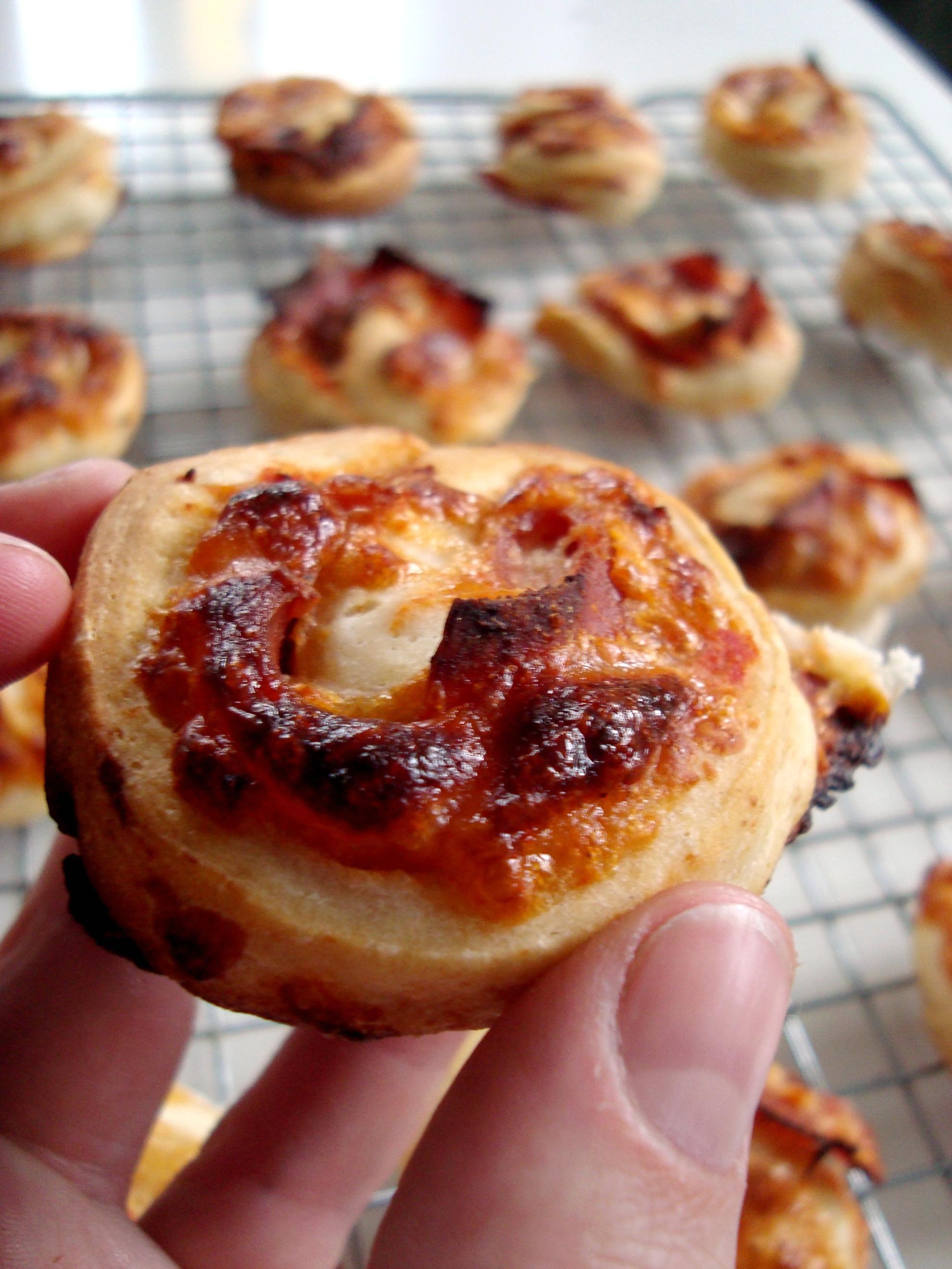 Skinny Pizza Rolls Recipes — Dishmaps