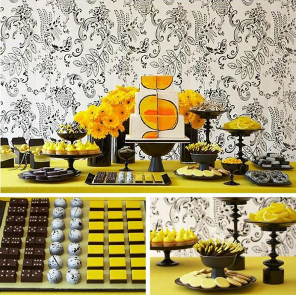 Wedding Desserts Bar Ideas: The Family Chapters