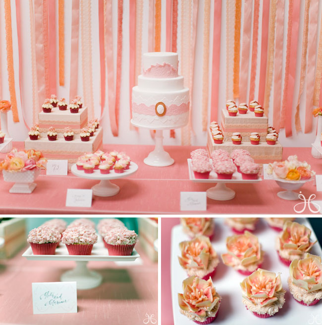 Wedding Sweet Table: The Family Chapters