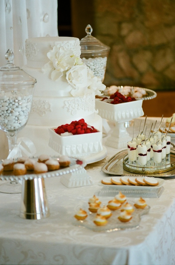 wedding dessert bar the family chapters. Black Bedroom Furniture Sets. Home Design Ideas