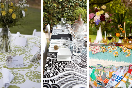 Wedding Table Cloths | Wedding Tablecloths The Tackiest Shit Ever The Family Chapters