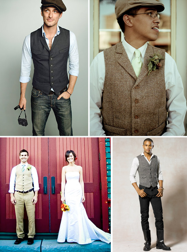 Mens Fashion, wedding and otherwise | The Family Chapters