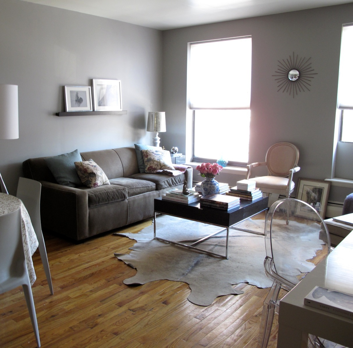 Help What Color Should We Paint Our Living Room: The Family Chapters