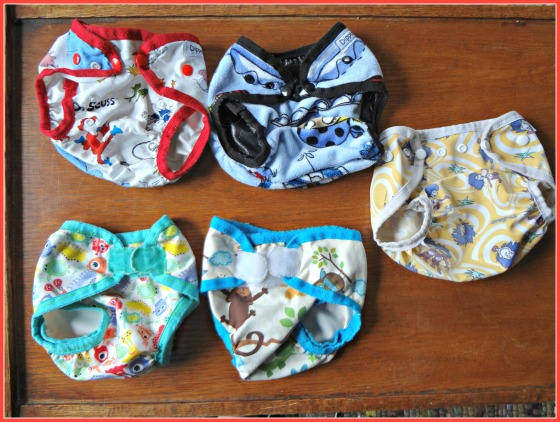 cloth diapers 2