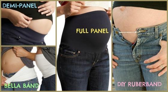 maternity waist