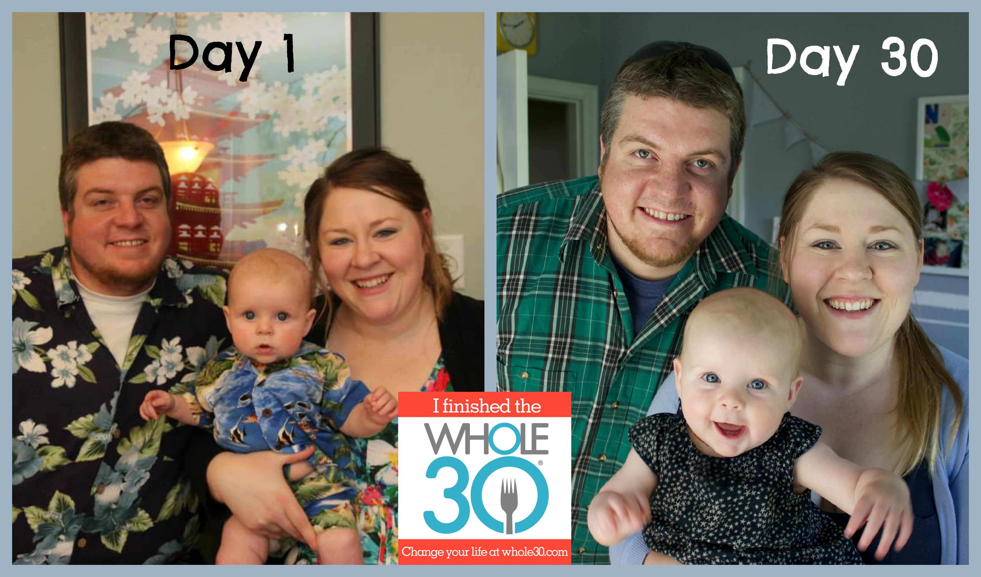 We Did a Whole30! | The Family Chapters